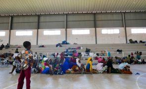 Número estimado de deslocados de Palma, Moçambique, sobe para 12,8 mil - ONU