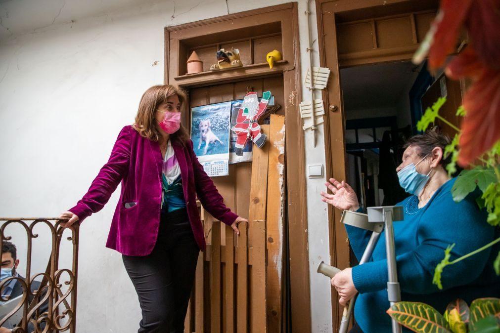 Covid-19: Portugal regista zero mortes em lares na última semana