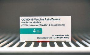 Covid-19: Madeira também só vai administrar vacina da AstraZeneca a pessoas com mais de 60 anos