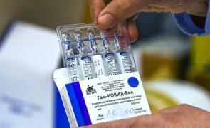 Covid-19: Rússia exige devolução da sua vacina à Eslováquia por falhas contratuais