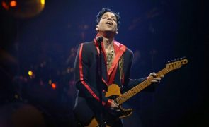 Um álbum inédito de Prince vai ser lançado cinco anos depois da sua morte