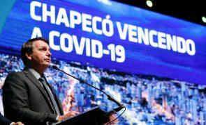 Covid-19: Juiz manda Senado investigar gestão de Governo brasileiro na pandemia