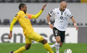Vitória de Guimarães visita Portimonense na estreia do treinador Bino Maçães