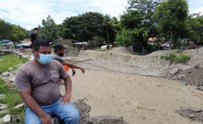 Timor-Leste/Cheias: