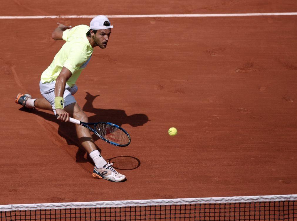 João Sousa 'cai' um lugar no 'ranking' e é agora 58.º
