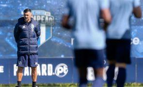 Sérgio Conceição sem receio de falta de concentração no jogo com o Tondela