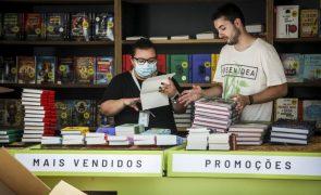 Feira do Livro de Lisboa realiza-se entre 26 de agosto e 12 de setembro