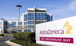 Covid-19: AstraZeneca atrasa entrega de metade das vacinas na UE