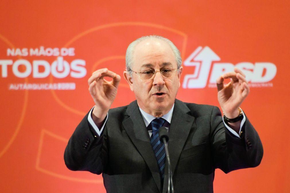 Operação Marquês: Rio convoca Comissão Permanente para sábado para analisar decisão