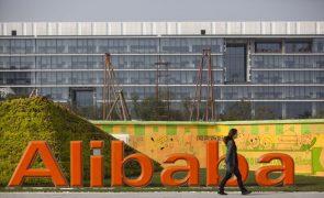 China multa Alibaba em 2,33 mil milhões de euros