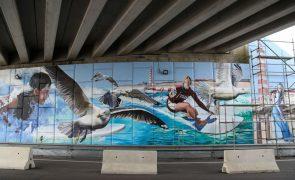 Museu ao ar livre sobre a pesca do bacalhau está a nascer em Ílhavo