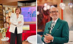 Júlia Pinheiro mostra luxuosa oferta de Manuel Luís Goucha