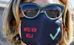 Economia italiana só vai recuperar da pandemia no final de 2022
