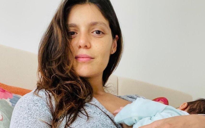Andreia Rodrigues e a cicatriz da cesariana: «A marca mais bonita da minha vida»