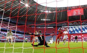Bayern Munique empata, Leipzig ganha e André Silva marca na vitória do Eintracht Frankfurt