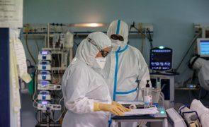 Covid-19: Itália regista 344 mortes e 17.567 novas infeções nas últimas 24 horas