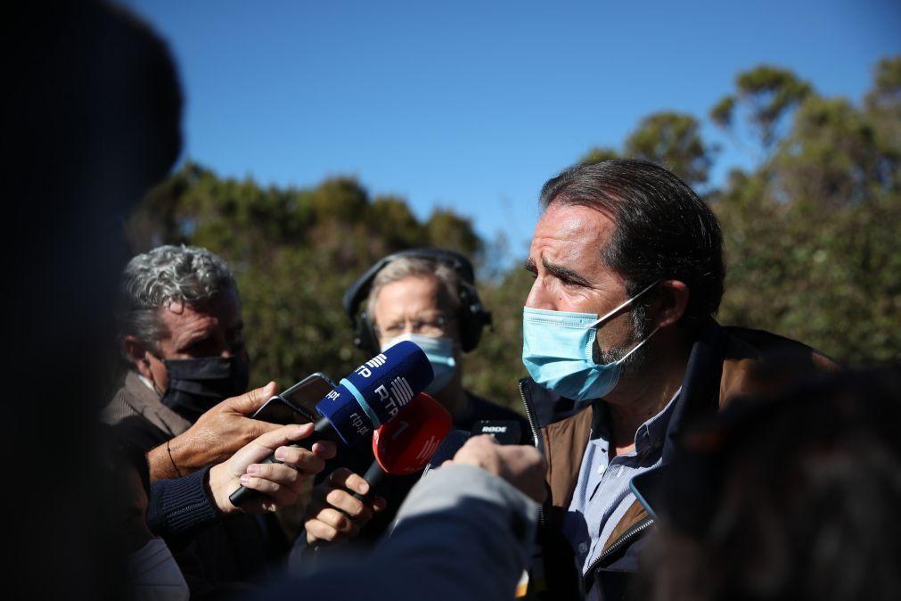 Covid-19: Madeira vai lançar «campanha de testagem massiva» na região