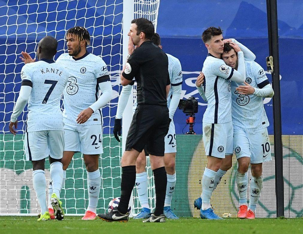 Chelsea vence Crystal Palace antes de defrontar FC Porto
