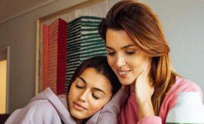 Maria Cerqueira Gomes revela que foi dura com a filha: «Fui um bocadinho fria»