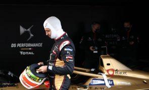 António Félix da Costa desiste na primeira corrida do fim de semana na Fórmula E