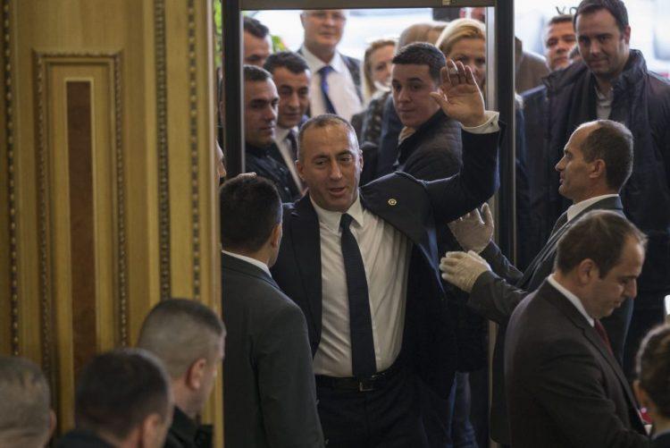 Sérvia pede a França extradição de ex-primeiro-ministro do Kosovo