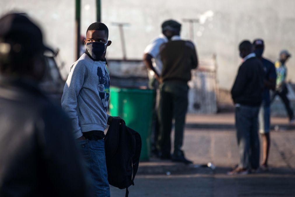 Covid-19: Quarto dia sem óbitos em Moçambique esta semana