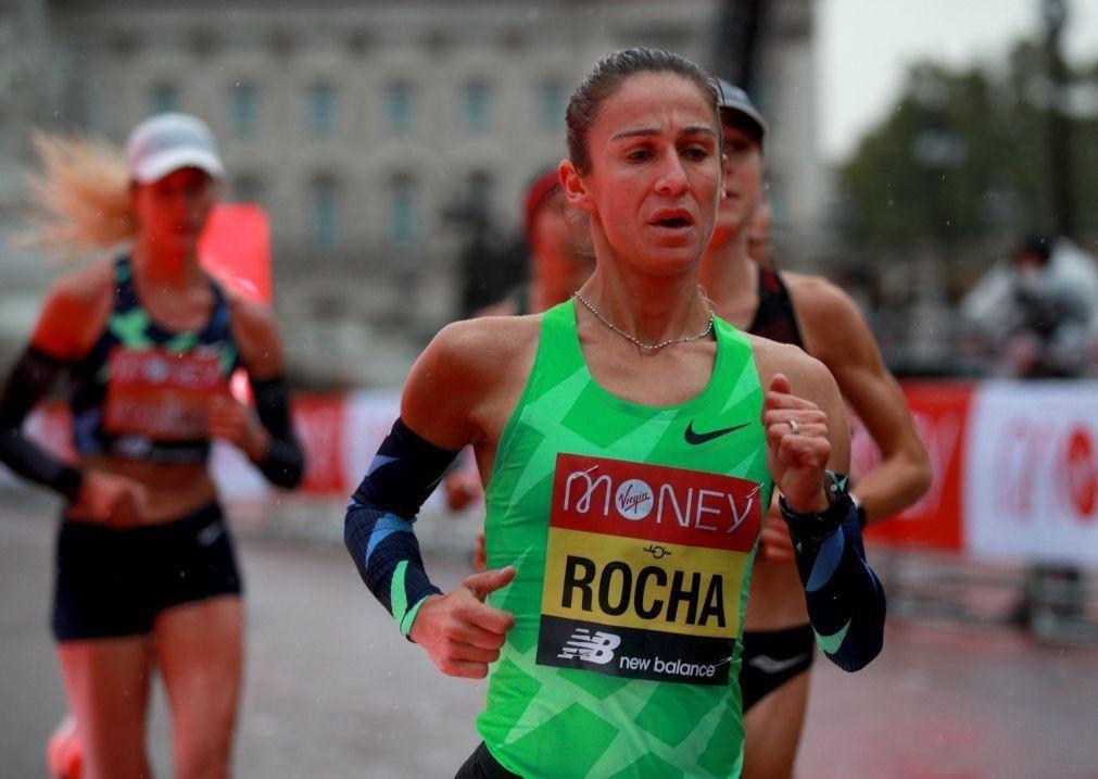 Atletas Samuel Barata e Carla Salomé Rocha revalidam títulos dos 10 mil metros