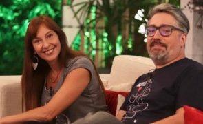 Ana Galvão reage às acusações de ter casado para ficar famosa