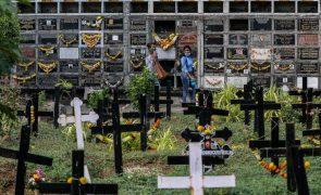 Covid-19: Pandemia já matou 2.929.563 pessoas em todo o mundo