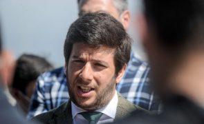 Autárquicas: Líder do CDS diz que sem Cristas hipotecou-se chance de encabeçar lista a Lisboa