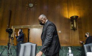 Chefe do Pentágono afirma que EUA mantêm compromisso