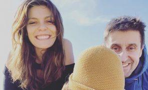 Daniel Oliveira declara-se a Andreia Rodrigues: «Casava contigo outra vez»