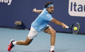 Italiano Lorenzo Sonego vence torneio de ténis de Cagliari