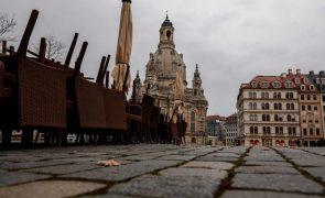 Covid-19: Alemanha ultrapassa os três milhões de casos desde o início da pandemia