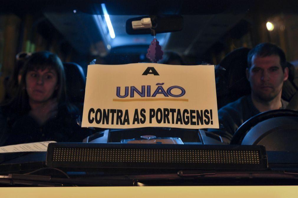 Empresários, utentes e sindicatos exigem abolição das portagens na A23