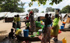 Moçambique/Ataques: Governo precisa de 94 ME para plano de gestão de deslocados