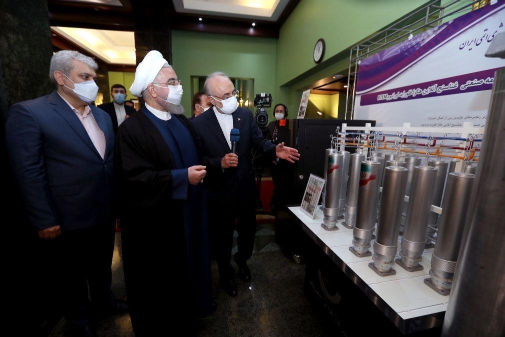 UE/Presidência: Renovadas sanções ao Irão com lista de visados alargada