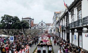 Municípios querem candidatar Festas do Espírito Santo a património mundial imaterial da UNESCO