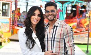 Jéssica Nogueira esclarece relação com Gonçalo Quinaz