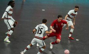 Campeão Portugal goleia Noruega e está no Europeu de futebol de 2022