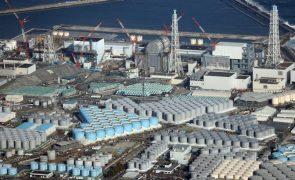 Japão decide despejar água processada da central eléctrica de Fukushima no Oceano Pacífico