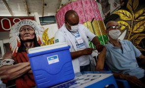 Covid-19: Brasil chega a 13,5 milhões de casos e aproxima-se de 355 mil mortes
