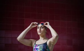 Nadadora Tamila Holub sem referências mas com expetativas elevadas para Tóquio2020