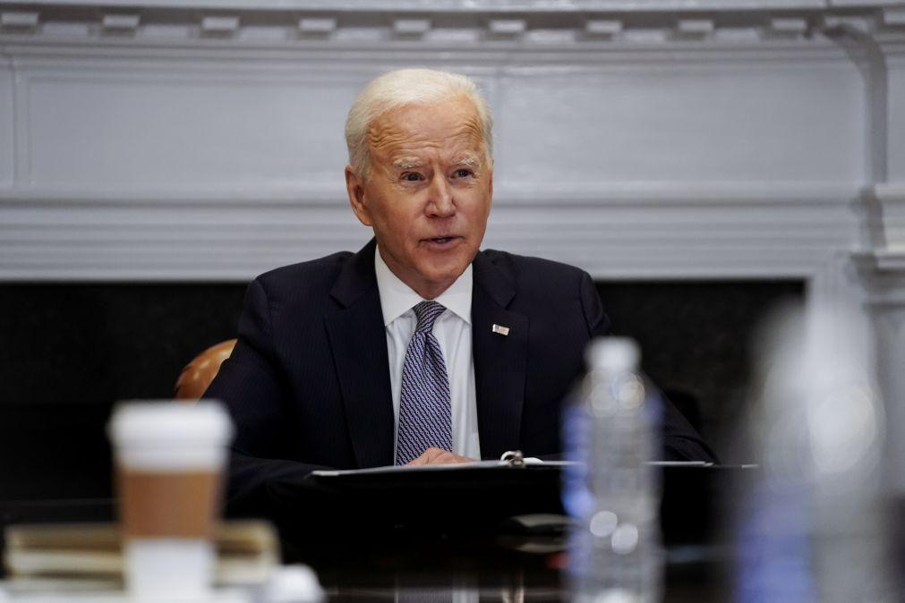 Uma centena de líderes europeus pedem a Biden aliança transatlântica sobre o clima
