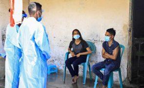 Covid-19: Timor-Leste com mais 12 casos nas últimas 24 horas