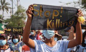 ONU teme uma guerra civil em Myanmar como na Síria