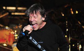 Concerto dos Iron Maiden em Portugal volta a ser adiado para 2022