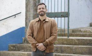 """Pedro Teixeira despreocupado com os quilos a mais: """"Faz parte, são ciclos"""""""