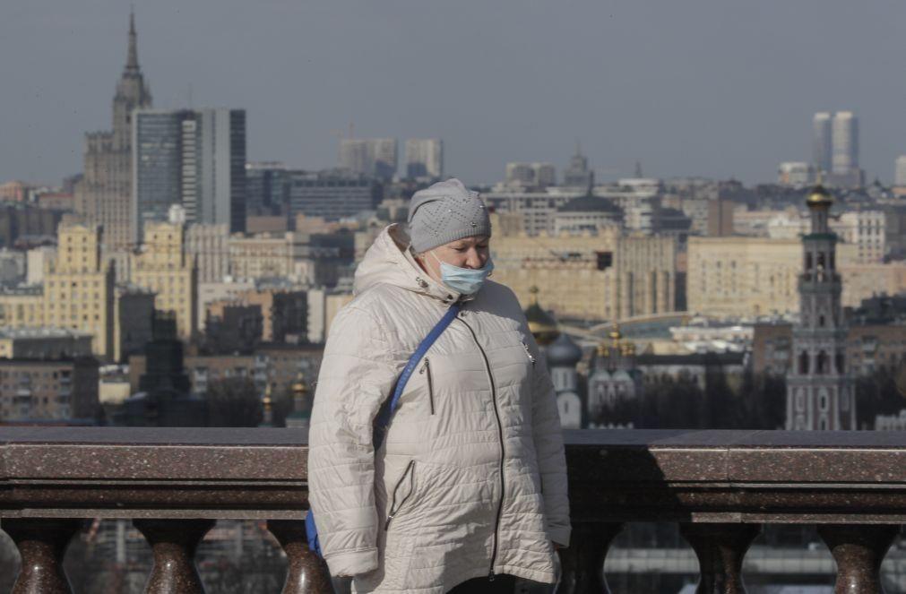 Covid-19: Rússia registou 8.173 casos do novo coronavírus nas últimas 24 horas
