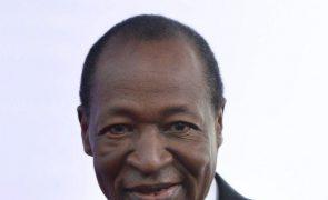 Antigo presidente do Burkina Faso Blaise Compaore vai ser julgado pelo homicídio do seu antecessor